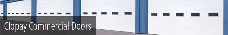 Clopay Commercial Doors