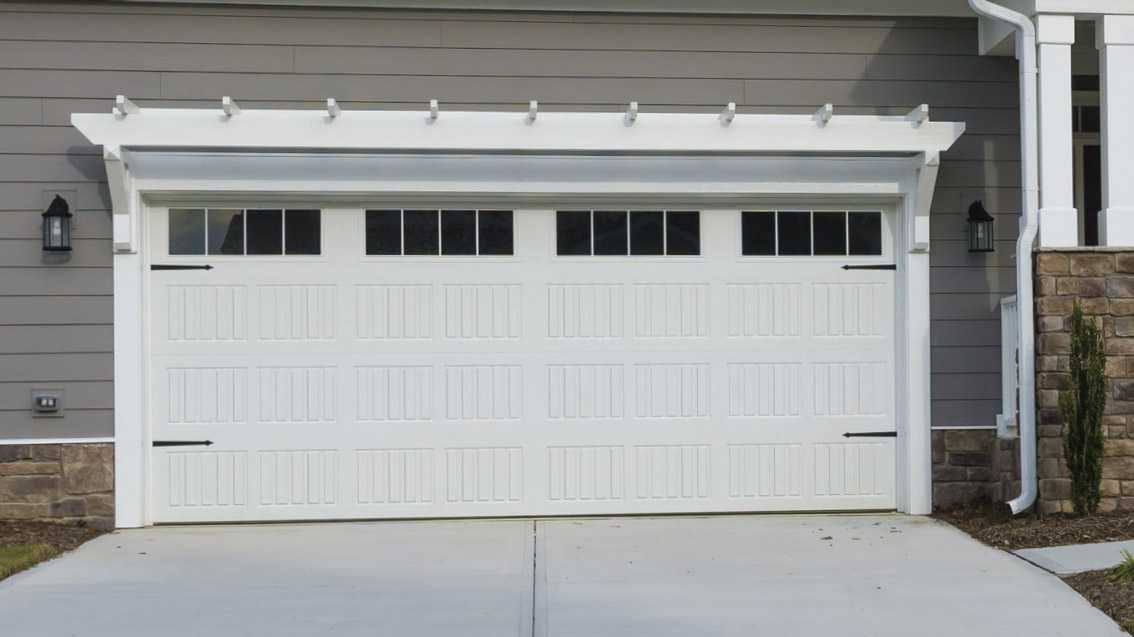 Attrayant See Below To Determine How Many Panels Your Garage Door Will Have, Based On  The Width Of Your Opening.
