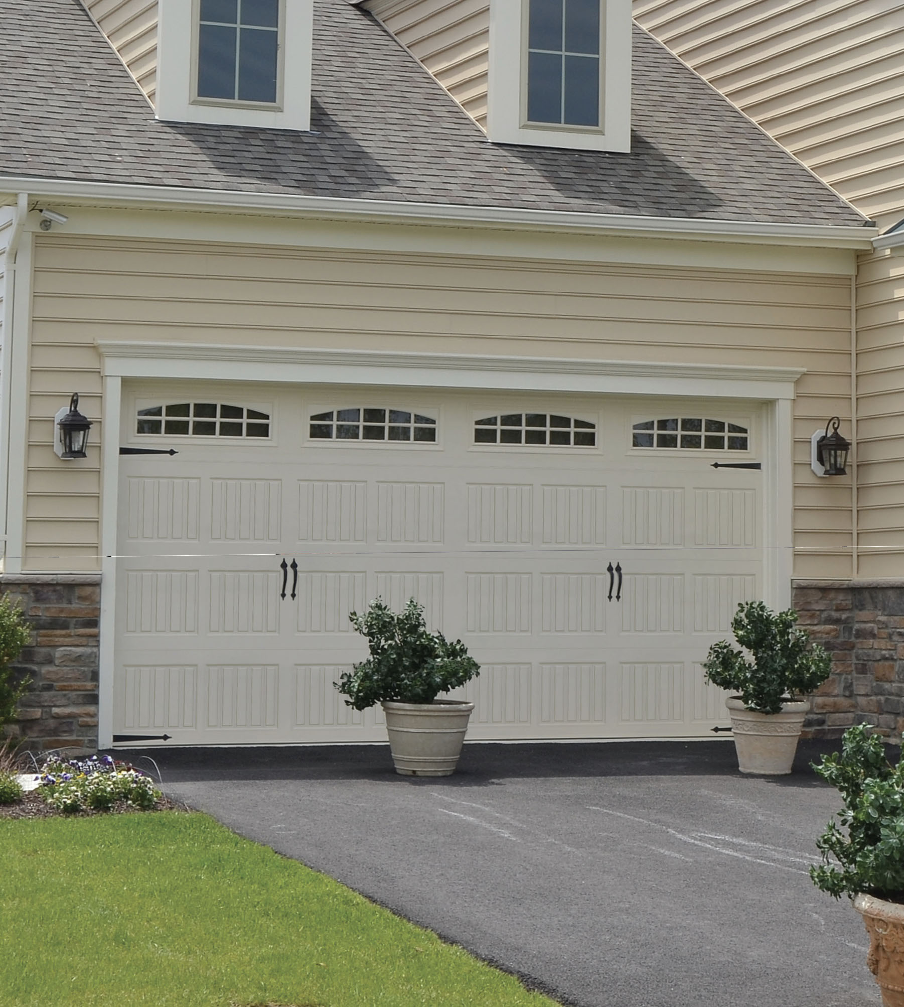 Prodoor Manufacturing Carriage Collection Residential